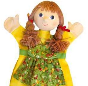 Présentation de la marionnette Chloé