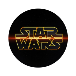 Le logo de Star Wars