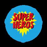 Le logo des Super Héros